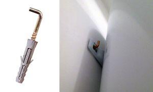 Особенности крепления водонагревателя (бойлера) на стену