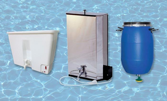 наличные водонагреватели для дачи