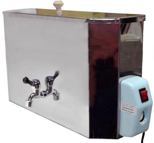 водонагреватель успех на 15 литров